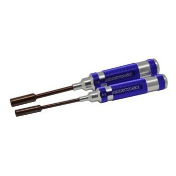 Arrowmax Nut Driver Set 5.5 & 7.0x100mm 2stk