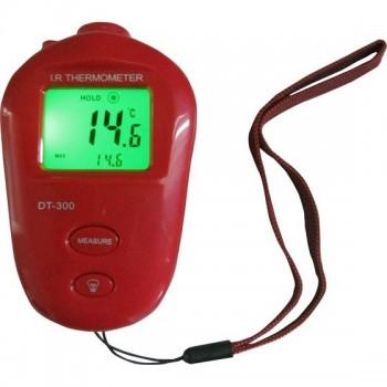 IR temperaturmåler med LCD skærm