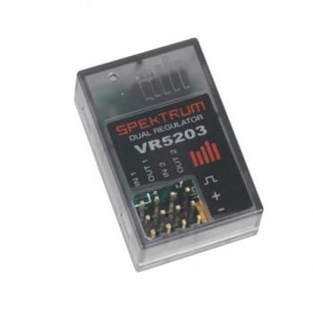VR5203 Dual Output Regulator