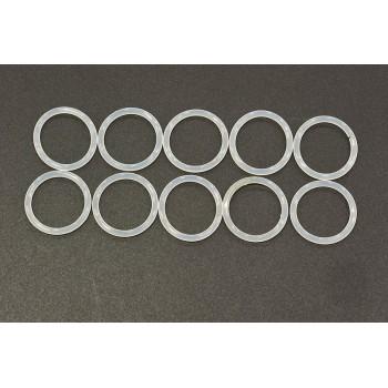 O-ring shock nut  (10))