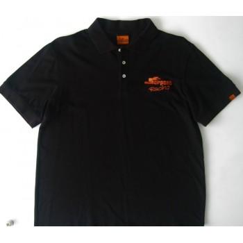Polo shirt Serpent black (S)