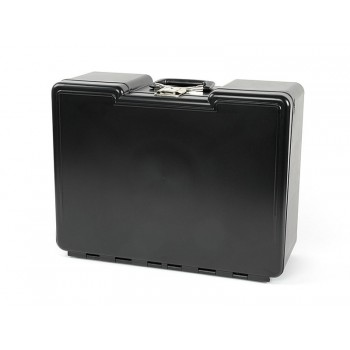 Polybutler Pit Box med 8 Skuffer Blå
