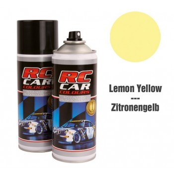 RC Car Lemon Yellow 020 150ml