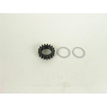 Pinion gear (17T)