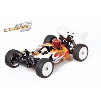 Cobra Buggy 2.2 GP 4wd 1/8