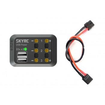 SkyRC Power Disibutor with XT60 Plug