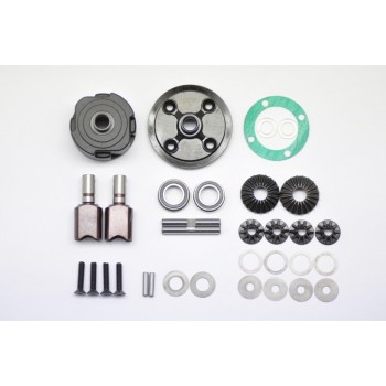 Complete FR/RR 44T diff