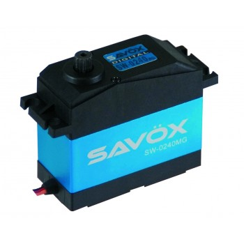 Savöx Servo SW-0240MG Large Scale 6V/7.4V