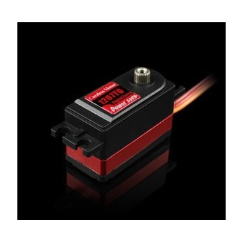 Power HD Digital Low-Profile Servo - HD-1207TG