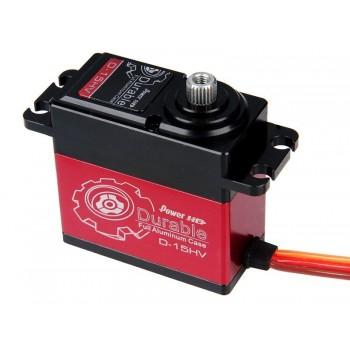 Power HD High Voltage Digital Servo Durable D-15HV
