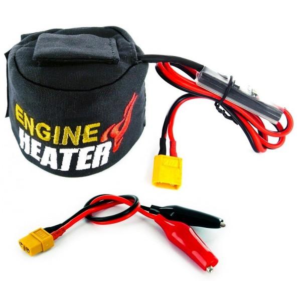 SkyRC motor varmer