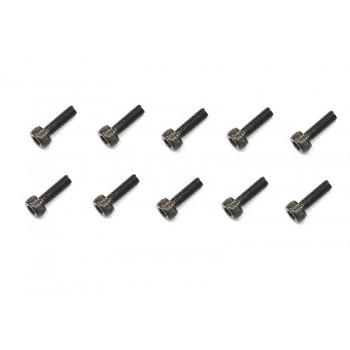 Screw allen cilinderhead  m3x10 (10)