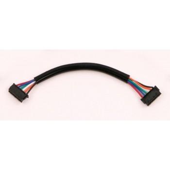 Sensor kabel til Brushless 7cm (6 ben)