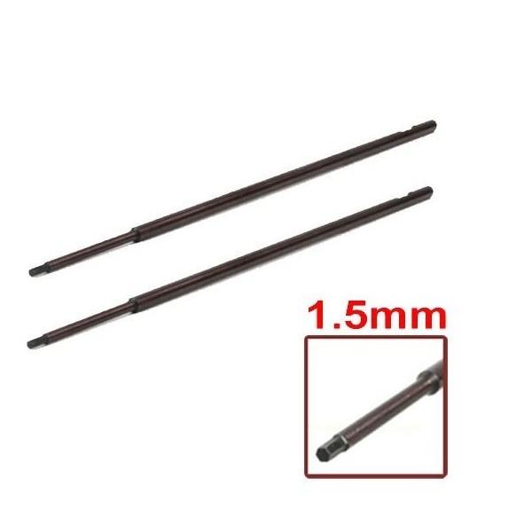Løs Stift 1.5mm HEX