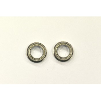 Ball bearing flanged 1/4x3/8x1/8 (2)