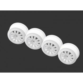 Rim 1/10 SRX2 SC white (4)