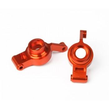 Aluminum Rear Hub Carriers (Orange) (2°) (Animus)