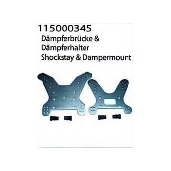 Shockstay and dampermount