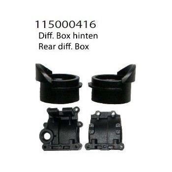 rear diff box