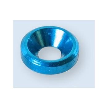 4 mm alu skiver Blå