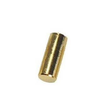 Gold Sockets 3,6mm Female (6 pcs)