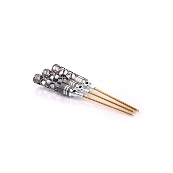 Arrowmax umbracko sæt 3 dele 120mm Honeycomb Kuglehoved