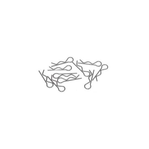 Body-clip medium (10)