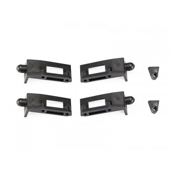 Battery mount set GTE LWB