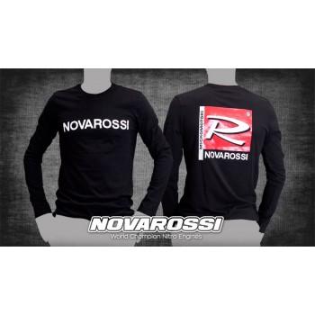 Novarossi langærmet T-shirt...