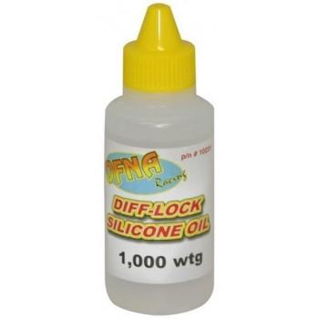 Diff olie 1000wt