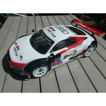 Serpent Cobra GTE LWB Audi...