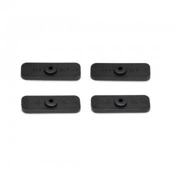 Wing mount plates (2+2) SRX8