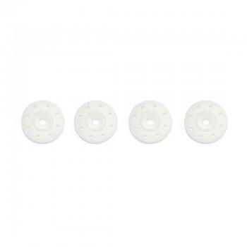 Shock piston 8 holes (4) SRX8