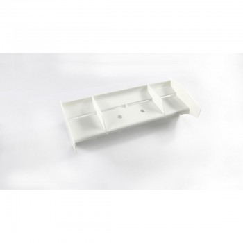 Wing straight MD white 1/8