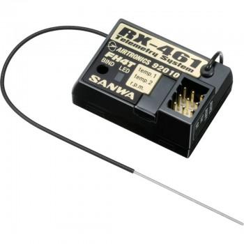 RX-461 Telemetri modtager...