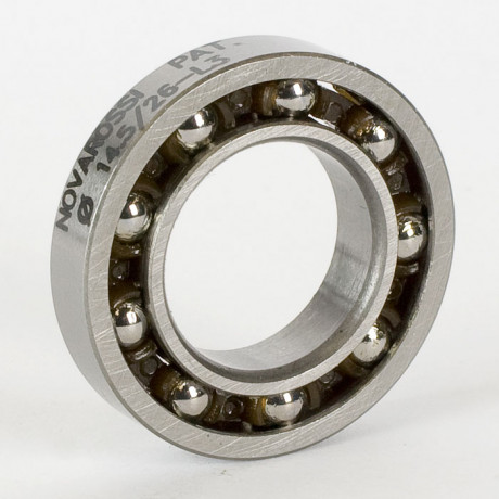 Rear Ball Bearing Ø14,5x26x6mm - 9 steel balls