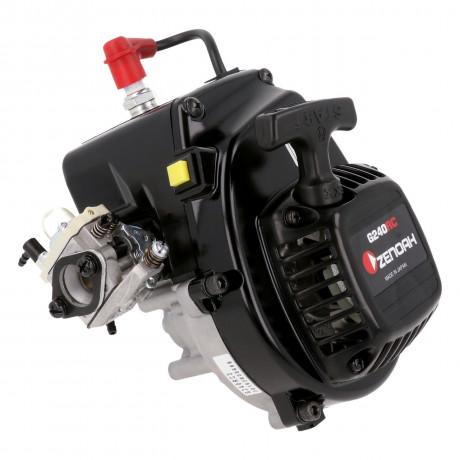 Zenoah G240RC Engine 23ccm  (Uden Kobling, Udstødning, Filter) 4-Bolt
