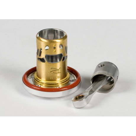 Coupling Complete 3,5cc 7P Extra Long Stroke