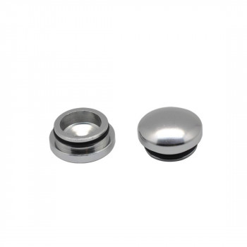 18MM Aluminum End Cap -...