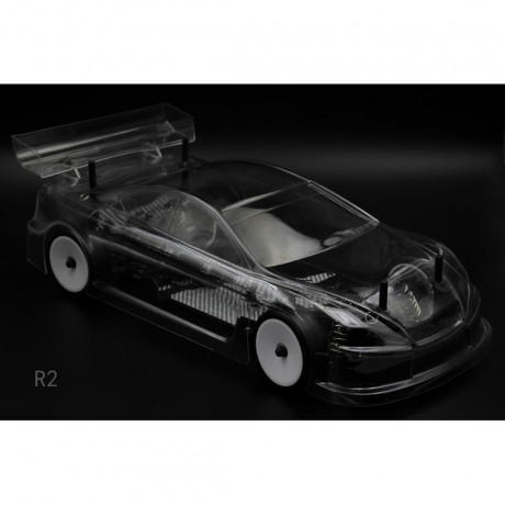 1/10 On-Road Electric Touring Car 4wd (RTR) - Brushless
