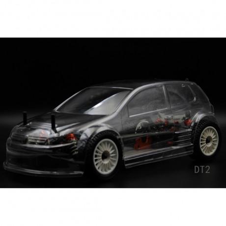 DT2-30 1/10 Rally 4wd, Pro Version (RTR) - Brush ESC