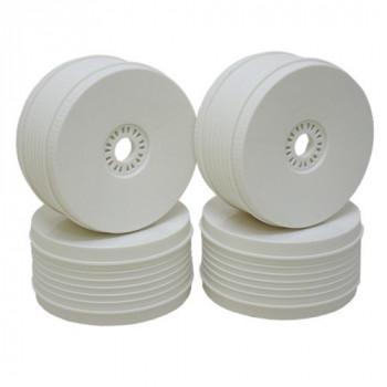 VORTEX WHEELS WHITE (4PCS)
