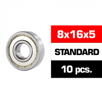 "8X16X5MM SELECT ""HS"" METAL..."