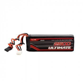 ULTIMATE 6.6V. 2500MAH LIFE...