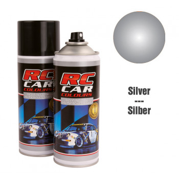 Lexan Spray Silver Nr 933...