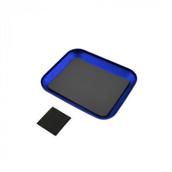 Magnetisk skrue bakke Blå