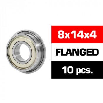 "8X14X4MM FLANGED ""HS"" METAL..."