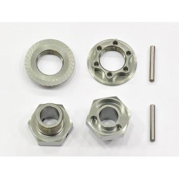 Wheelhexagon light -1mm /nut/pin (2)