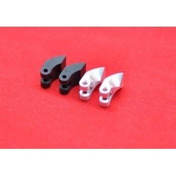 Clutch shoe set Alu / Carbon (2+2)