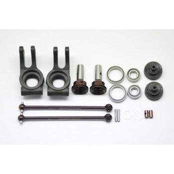 Upright/wheelaxle set V2 811